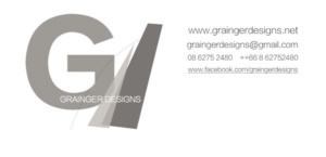 Grainger designs logo