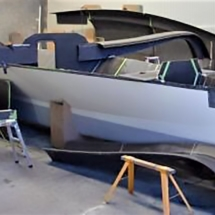 Dry fit forebeam